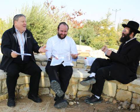 Mentors Mission to Eretz Yisroel